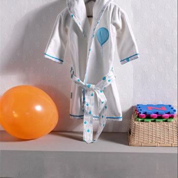 Халат махровый серии «HAPPY BIRTHDAY», 100% хлопок