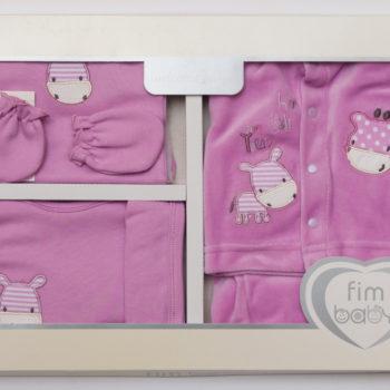 Набор одежды для детей, от 0 до 6 мес. 6 предметов