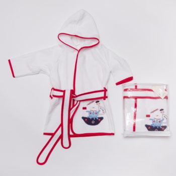 Детский халат до 3 лет