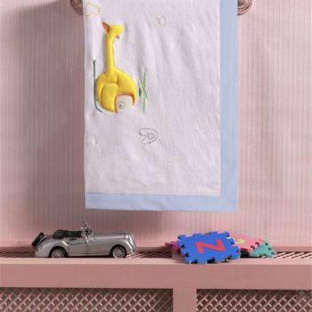 Плед хлопок/велюр серии «Traffic Jam», 75% хлопок, 25% полиэстер, размер 80*90 см