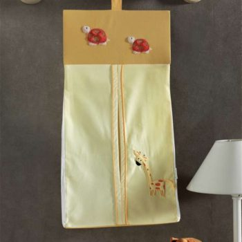 Прикроватная сумка серии «My Animals», 100% хлопок, размер 30*65