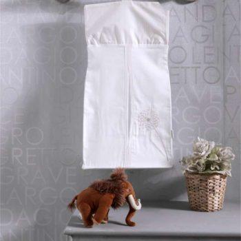 Прикроватная сумка серии «SPRING SATEN», 100% хлопок, размер 30*65
