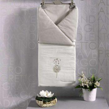 Трансформер одеяло/конверт, «BLOSSOM SATEN» 100% хлопок/наполнение  100% полиэстер