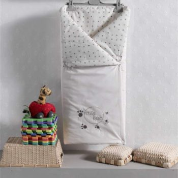 Трансформер одеяло/конверт, «CUTE BEAR» 100% хлопок/наполнение  100% полиэстер
