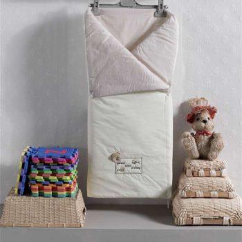 Трансформер одеяло/конверт, «HONEY BEAR» 100% хлопок/наполнение  100% полиэстер