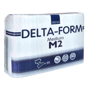 Delta-Form Эконом-Подгузник для взрослых M2