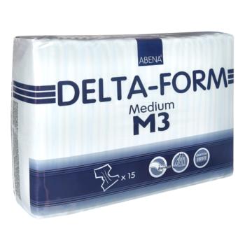Delta-Form Эконом-Подгузник для взрослых M3