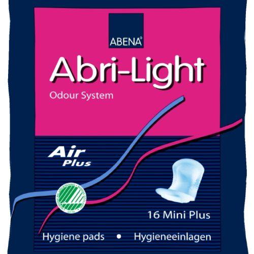 """alt=""""Abri-Light Прокладка урологическая (легкая степень недержания) Mini Plus"""""""