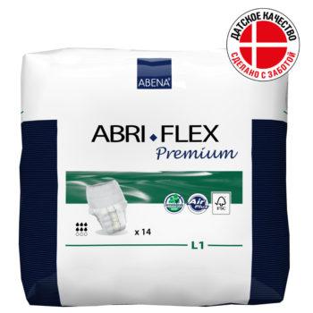 Abri-Flex Premium Подгузник-трусики L1
