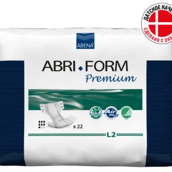 Abri-Form Premium подгузник для взрослых L2(3100 мл)