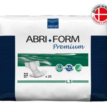 Abri-Form Premium подгузник для взрослых L3(ночные 3400 мл)