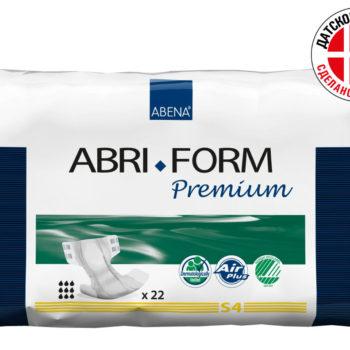 Abri-Form Premium подгузник для взрослых S4(2200 мл)