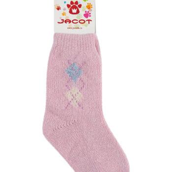 Носки детские (шерсть 80% + акрил 20%)