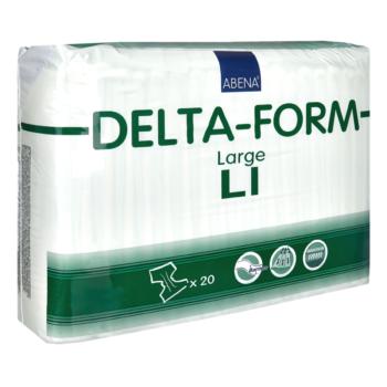 Delta-Form Эконом-Подгузник для взрослых L1