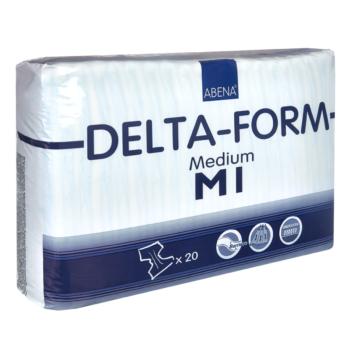 Delta-Form Эконом-Подгузник для взрослых M1