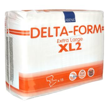 Delta-Form Эконом-Подгузник для взрослых XL2