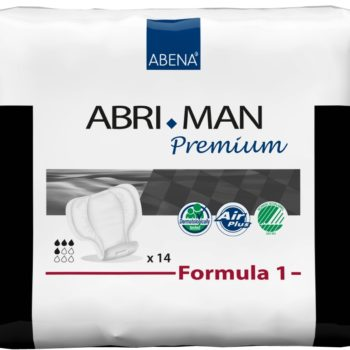 Abri-Man Premium Мужские прокладки Formula 1