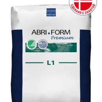 Abri-Form Premium подгузник для взрослых(10 штук в упаковке) L1