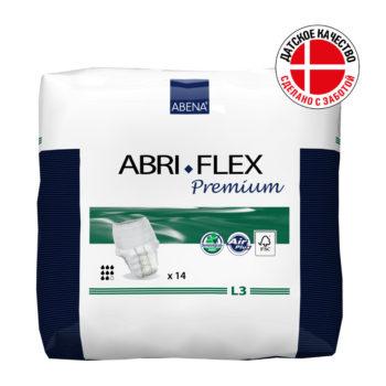Abri-Flex Premium Подгузник-трусики L3(ночные)