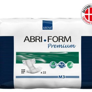 Abri-Form Premium подгузник для взрослых M3(ночные 2900 мл)