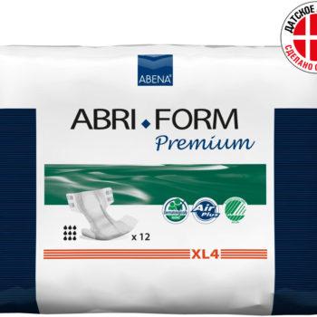Abri-Form Premium подгузник для взрослых(XL4 4000 мл)