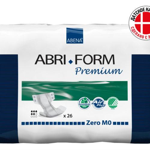 Zero M0 front-1 abri form
